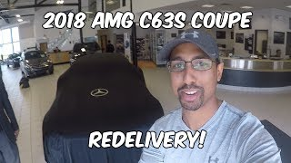 Download Redelivery Of My 2018 AMG C63s Coupe! She's BACK!! Video