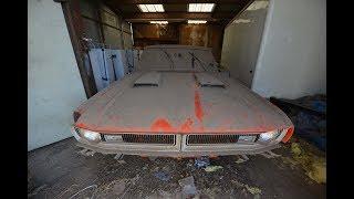 Download Barn Find Update 1971 Dodge Dart Swinger Work Begins Video