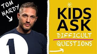 Download ″What's the naughtiest thing you've ever done?″: Kids Ask Tom Hardy Difficult Questions Video