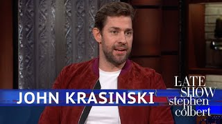 Download John Krasinski Was Ready To Quit Acting Before 'The Office' Video