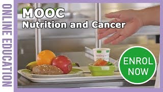 Download Is cancer partly preventable through a healthy diet? | MOOC Nutrition and Cancer Video