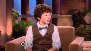 Download Nolan Gould from 'Modern Family' is a Genius!.mp4 Video
