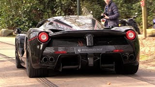 Download Ferrari LaFerrari Aperta - LOUD Revs & Engine Sounds! Video