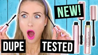 Download DRUGSTORE DUPE TESTED: *NEW* L'Oreal Lash Paradise Mascara vs. Too Faced Better Than Sex Video