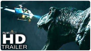 Download JURASSIC WORLD 2: El Reino Caído Trailer 2 Español (2018) Video