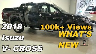 Download V-Cross | Isuzu | D-Max | 2018 | India's best Modified | FEATURE | SPECIFICATION | SUV | VBO Vlogs Video