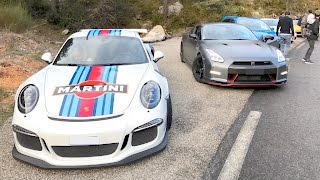 Download NISSAN GT-R NISMO OU PORSCHE 991 GT3RS? Video