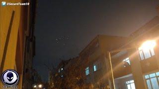 Download Turkey UFO Panic: Prank Or Something More? 12/2/16 Video