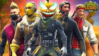 Download HOLLOWHEAD JOINS THE SUPERSTAR DANGER TEAM! - FORTNITE SHORT MOVIE Video