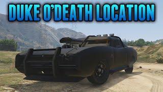Download GTA 5 Rare Cars - Imponte DUKE O'DEATH Spawn Location (GTA 5 Rare & Secret Cars) Video