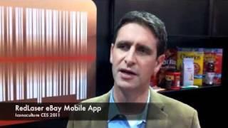 Download CES 2011: RedLaser eBay Mobile App Video