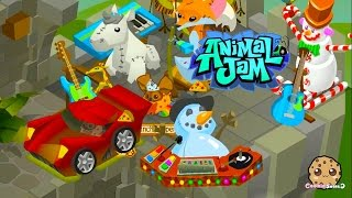 Download Cookie Fans Can Play Animal Jam with Cookieswirlc This Sunday Video
