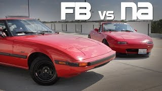 Download Should You Buy an Rx7 Or a Miata? Video