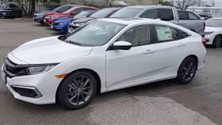 Download 2019 Honda Civic EX quick review Video
