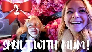Download Getting SPOILT with Mum! VLOGMAS 2 Video