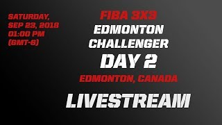 Download LIVE 🔴 - Edmonton Challenger 2018 - Day Two - Edmonton, Canada Video