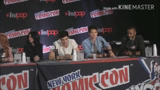 Download Shadowhunters Cast | Humor 3 | Thanks for basically killing me Video