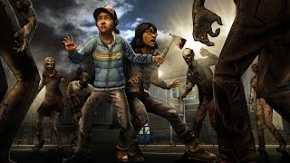 Download The Walking Dead Full Season 2 All Cutscenes Game Movie 1080p Video