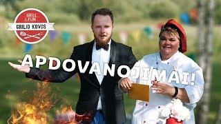 "Download ""Grilio kovos"" – Apdovanojimų ceremonija Video"