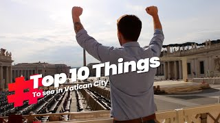 Download Top 10 Things to See in Vatican City Video