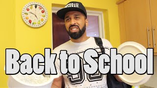 Download My Back To School Routine Video