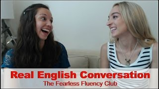Download Advanced English Conversation About Travel [The Fearless Fluency Club] Video