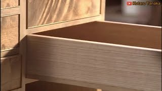 Download Ancient Technology of Making Cabinet Furnitures - Impossible Looking Dovetail Joint Video