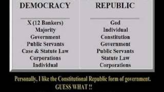 Download Democracy vs Republic Video