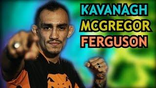 Download Tony Ferguson talks fighting McGregor. Kavanagh slams UFC for stripping Conor Video