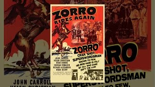 Download Zorro Rides Again Video
