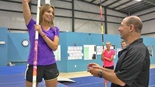 Download Can Lauren Pick Up Pole Vaulting? Video