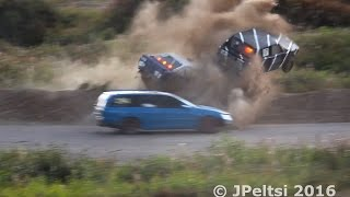 Download Rokkiralli Joutsa 20.8.2016, Flying Volvo's and other action Video