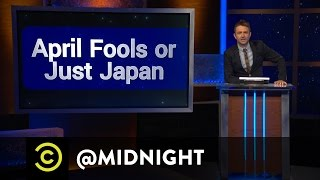 Download Best of April Fools' Day - @midnight with Chris Hardwick Video