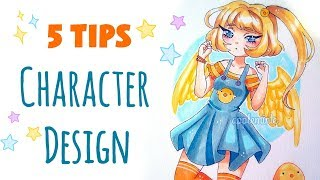 Download CHARACTER DESIGN || 5 Tips on Creating OCs! Video