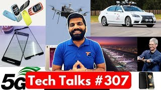 Download Tech Talks #307 - Drone Tower, 3310 3G, iPhone X 4500$, Apple on Top, Facebook Blood Donation Video