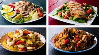 Download 5 High Protein Lunch Ideas For Weight Loss Video