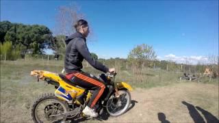 Download Wheelings en 50cc - Peugeot XP6 #1 Video