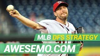 Download MLB DFS Strategy - Fri 5/17 - DraftKings FanDuel Yahoo - Awesemo Video