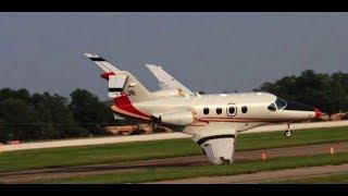 Download Jack Roush Crashes Private Jet At Oshkosh (2010) Video
