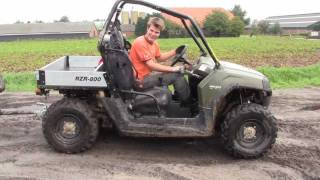Download Polaris RZR800 testdrive Video