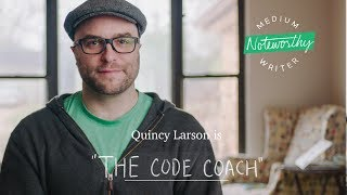 """Download Quincy Larson is """"The Code Coach"""" 
