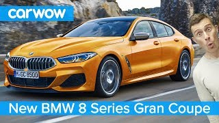 Download New BMW 8 Series Gran Coupe 2020 - see why it's better than a Panamera & AMG GT 4-door! Video