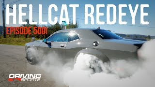 Download 2019 Dodge Challenger SRT Hellcat Redeye - Our 500th Video!! Video