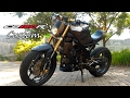 Download NYOLONG CB150R Custom Modern Rasa Classic Video
