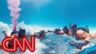 Download Go skydiving with the US Army - 360 Video Video