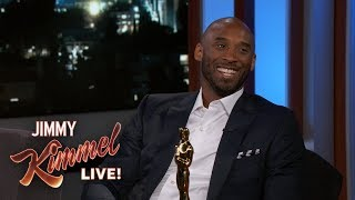 Download Kobe Bryant on Winning an Oscar Video