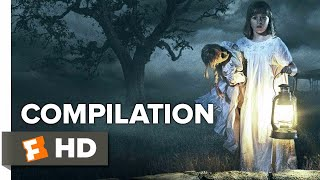 Download Annabelle: Creation ALL Trailers + Clips (2017) | Movieclips Trailers Video