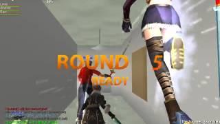 Download GunZ #1 vs #2 clan 4:4 (24.02.16) - mercurylamp pro live cw gameplay Video