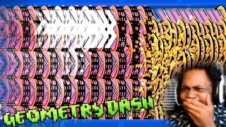 Download WHAT THE FREAK CAN I DO WITH THIS!? [RAGE] | Geometry Dash #17 Video