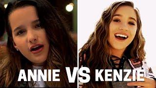 Download Annie VS Kenzie [SINGING] Video